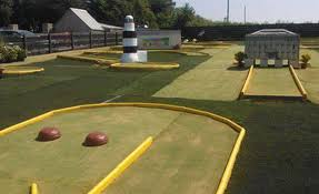 Abbey Par 3 Golf, Crazy Golf & Footee Golf